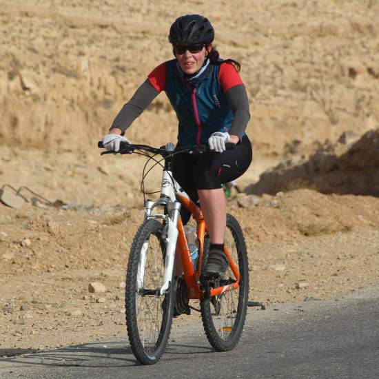 Jordan Cycling Tours and Biking Holidays