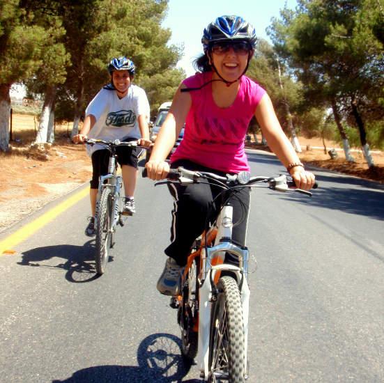 Jordan Cycling Tours and Biking Holidays