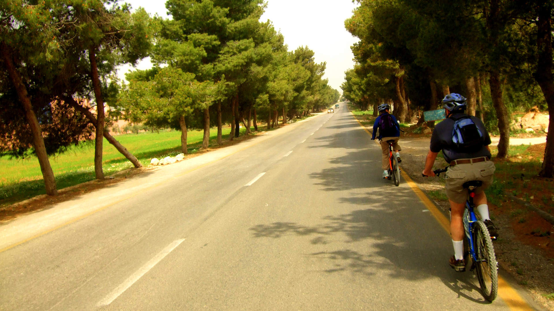 Madaba Biking Tour