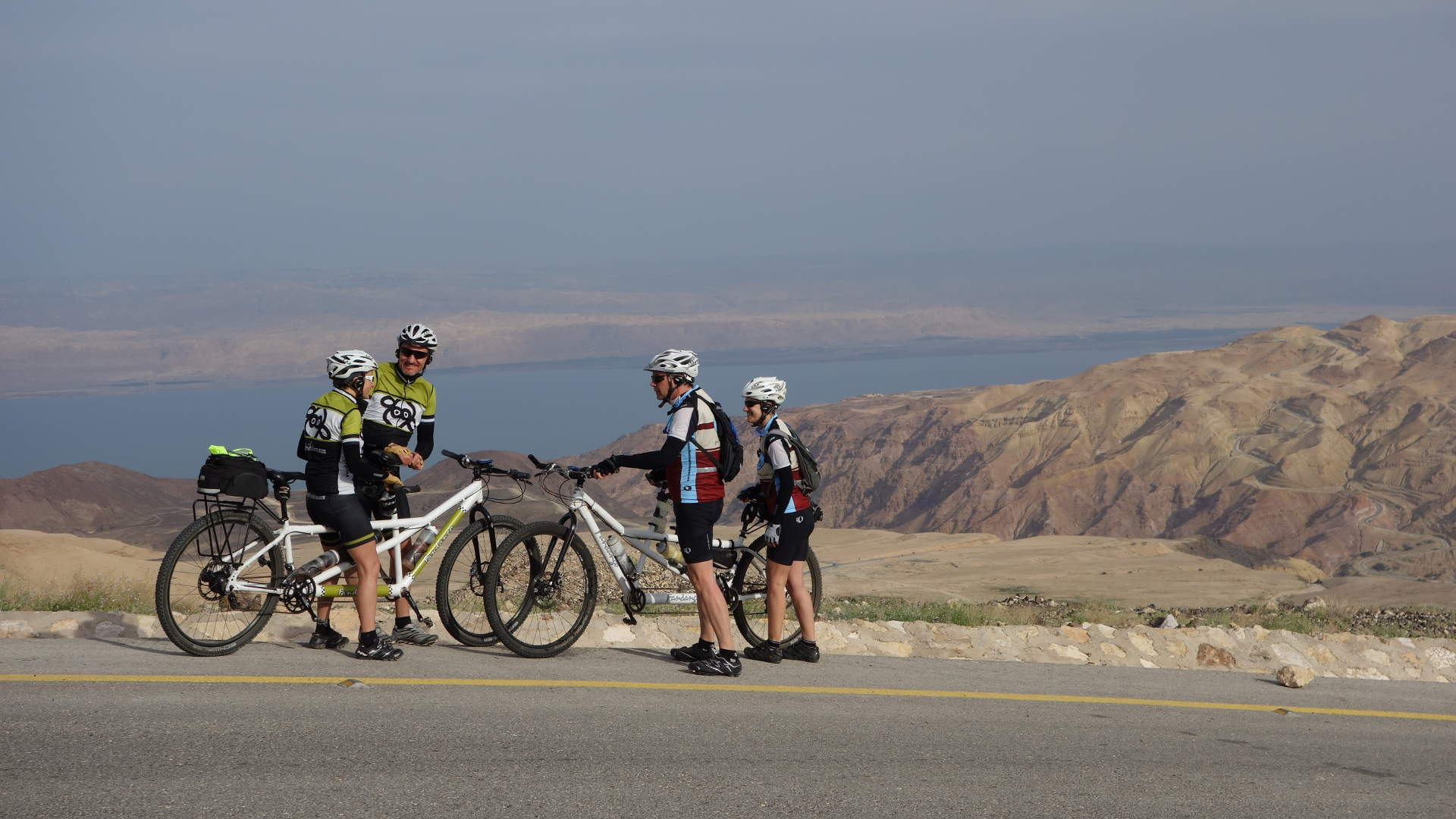Bike Madaba to Mukawir