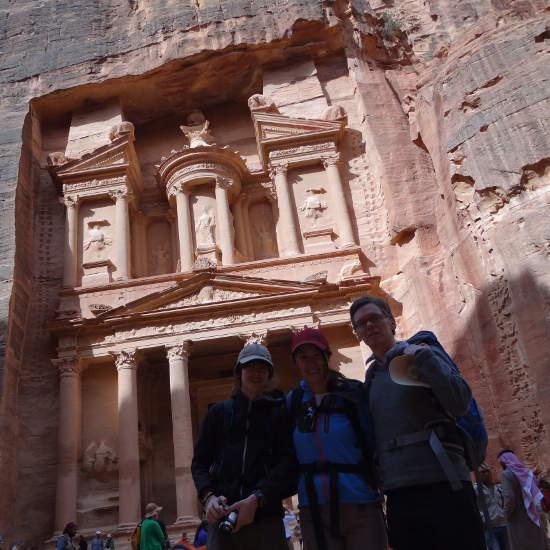 family holidays in jordan