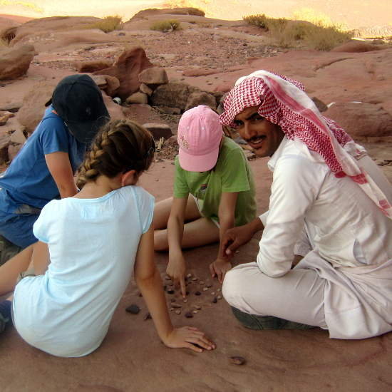 family holidays in jordan