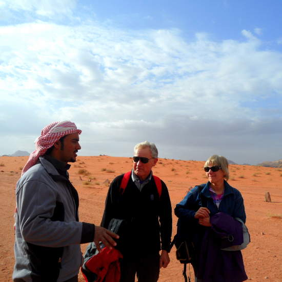 Sightseeing and discovery tours of Jordan