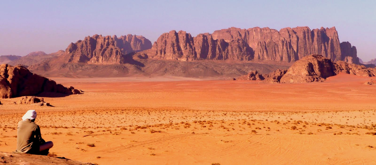 Jordan Trekking Holiday - Wadi Rum and Petra